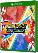 Mega Man Zero/ZX Legacy Collection Xbox One Cover Art