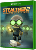 Stealth Inc 2: A Game of Clones Xbox One Cover Art