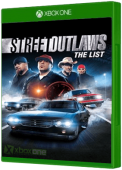 Street Outlaws: The List Xbox One Cover Art