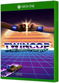 TwinCop Xbox One Cover Art