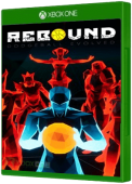 Rebound Dodgeball Evolved Xbox One Cover Art