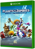 Plants vs. Zombies: Battle for Neighborville video game, Xbox One, xone