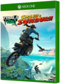 Trials Rising - Crash & Sunburn Xbox One Cover Art