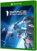 Space Engineers Xbox One Cover Art
