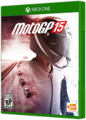 MotoGP 15 Xbox One Cover Art