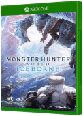 Monster Hunter World: Iceborne Xbox One Cover Art