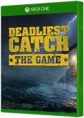 Deadliest Catch: The Game Xbox One Cover Art