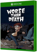 Worse Than Death Xbox One Cover Art