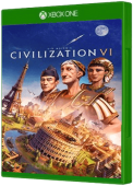 Sid Meier's Civilization VI video game, Xbox One, xone