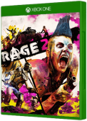 RAGE 2 - Rise of the Ghosts Xbox One Cover Art