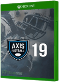 Axis Football 2019 Xbox One Cover Art