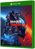 Mass Effect Legendary Edition Xbox One Cover Art
