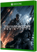 Terminator: Resistance Xbox One Cover Art