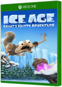 Ice Age: Scrat's Nutty Adventure Xbox One Cover Art
