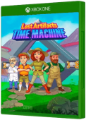 Lost Artifacts: Time Machine Xbox One Cover Art