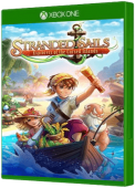 Stranded Sails: Explorers of the Cursed Islands Xbox One Cover Art