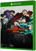 MY HERO One's Justice 2 Xbox One Cover Art