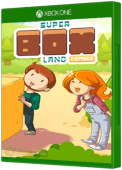 Super Box Land Demake Xbox One Cover Art