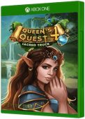 Queen's Quest 4: Sacred Truce Xbox One Cover Art