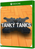 Tanky Tanks Xbox One Cover Art