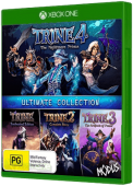Trine 3: The Artifacts of Power Xbox One Cover Art