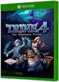 Trine 4: The Nightmare Prince Xbox One Cover Art