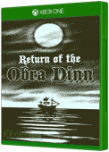 Return of the Obra Dinn Xbox One Cover Art