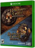 Baldur's Gate: Siege of Dragonspear Xbox One Cover Art