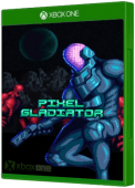 Pixel Gladiator Xbox One Cover Art