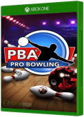 PBA Pro Bowling Xbox One Cover Art