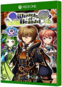 Wizards of Brandel Xbox One Cover Art