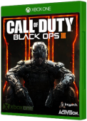Call of Duty: Black Ops III Xbox One Cover Art
