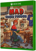 Mad Games Tycoon Xbox One Cover Art