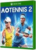 AO Tennis 2 video game, Xbox One, xone