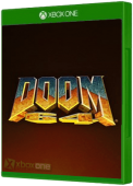DOOM 64 Xbox One Cover Art