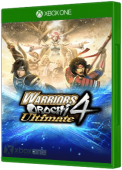 WARRIORS OROCHI 4 Ultimate Xbox One Cover Art