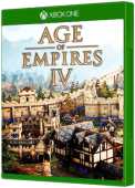 Age of Empires IV video game, Xbox One, xone