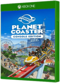 Planet Coaster Xbox One Cover Art