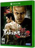 Yakuza Kiwami 2 Xbox One Cover Art