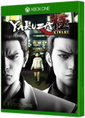Yakuza Kiwami Xbox One Cover Art