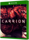 Carrion Xbox One Cover Art