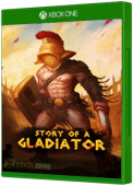 Story of a Gladiator Xbox One Cover Art