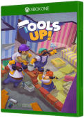 Tools Up! Xbox One Cover Art