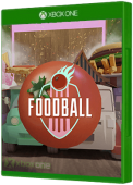 FoodBall Xbox One Cover Art