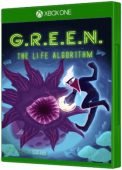 GREEN VIDEO GAME Xbox One Cover Art