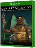 Civilization IV: Nubia Civilization & Scenario Pack Xbox One Cover Art