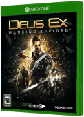 Deus Ex: Mankind Divided Xbox One Cover Art