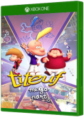 Titeuf: Mega Party Xbox One Cover Art
