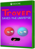 Trover Saves The Universe Xbox One Cover Art