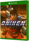 Oniken Xbox One Cover Art